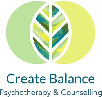 CREATE BALANCE PSYCHOTHERAPY & COUNSELLING